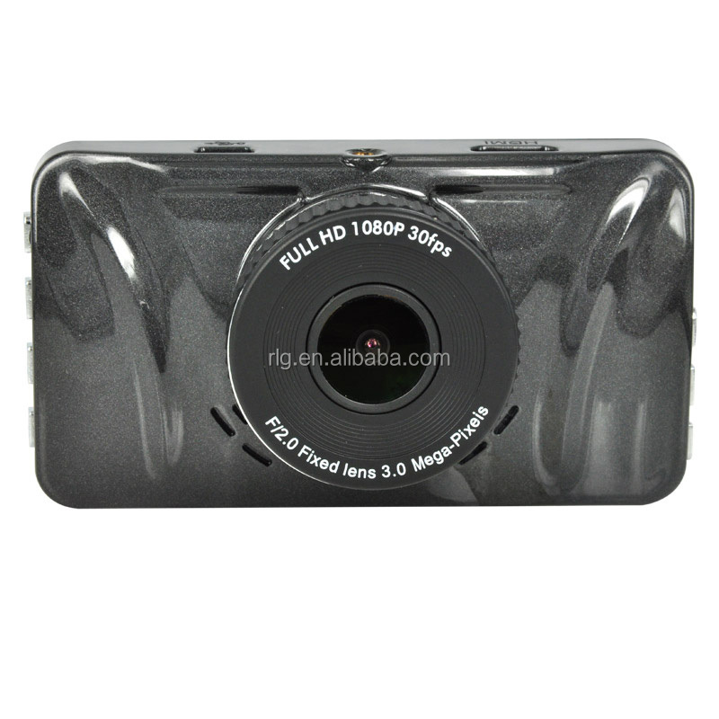 1080P high resolution 3.0Inch Car Video Camera Recoder CarBlack Box DVR