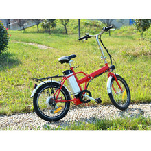buy 250W 24V hot sale pedal mopeds pocket electric bikes cheap for sale in china