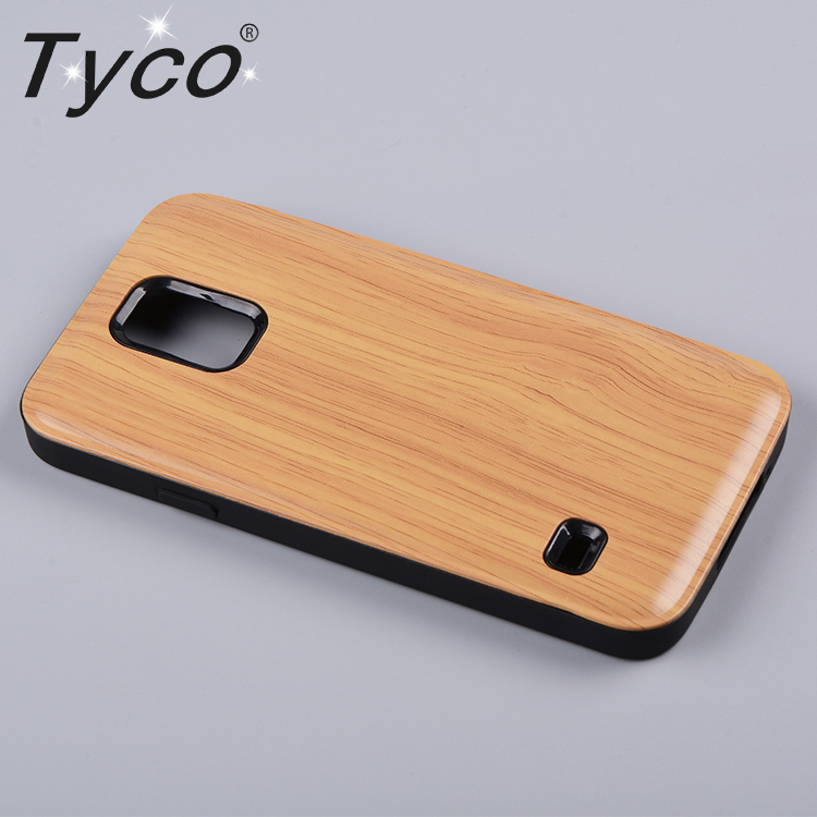Mobile phone accessories,wood grain phone case for iphone