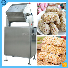 Easy Operation Factory Directly Supply Cereal Bar Make Machine fruit nut cereal candy bar snack forming cutting making machine