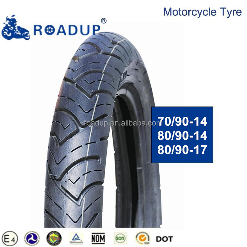 14 inch Street Motorcycle Tire 70/90-14 80/90-14 tyre Manufacturers Qingdao