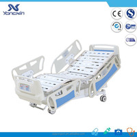 Newly Design!!5-Function motor driven folding hospital chair bed