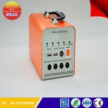 Automatic On/Off DC with Light + Time controller solar electricity generation