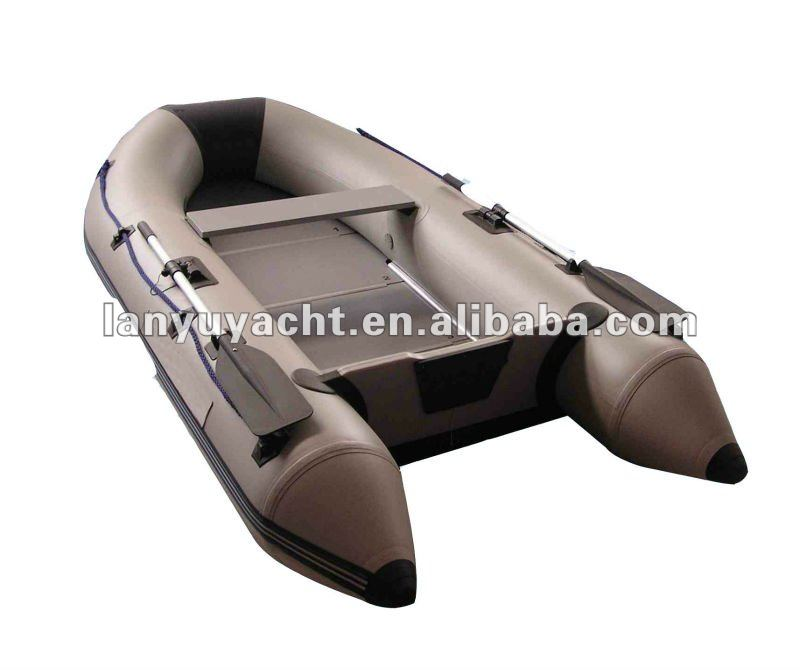 CE grey color Inflatable Boat