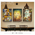 Abstract Decorative Nordic Canvas Painting Murals Modern For Bedroom Wall Picture Posters and Prints