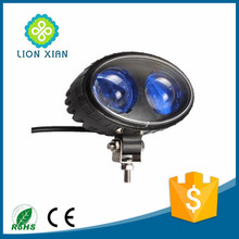 super bright forklift blue safety headlight for agricultural machines