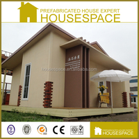 Eco Friendly Insulation Prefabricated Log Mobile Homes