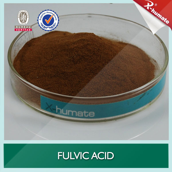 Natural Humate Fertilizer 100% Water Soluble Fulvic Acid