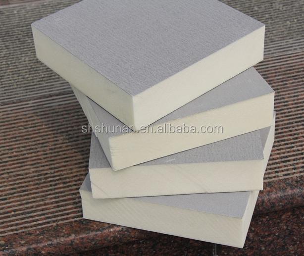 Shunan materiales de aislamiento t rmico pu placa junta - Placas de aislamiento termico ...
