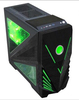 Hot selling transparent side window full Tower gaming ATX PC case