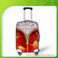 Promotional Customized Printed Suitcase Bag Neoprene Luggage Cover