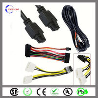 wire harness color codes cable assemblies equivalent molex made in china