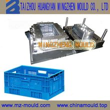 Low price Best-Selling plastic beer crate-turnover box mould
