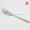 stainless steel colorful handle plastic flatware fork and spoon