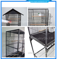 2016 New Design Wholesale pet cages / dog cage materials
