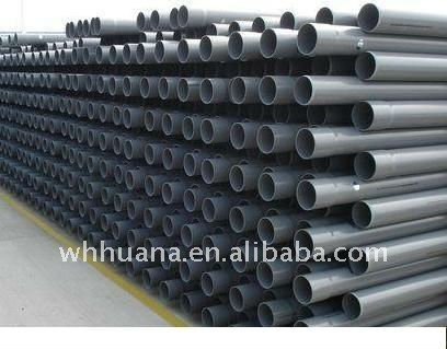 pvc water supply pipe