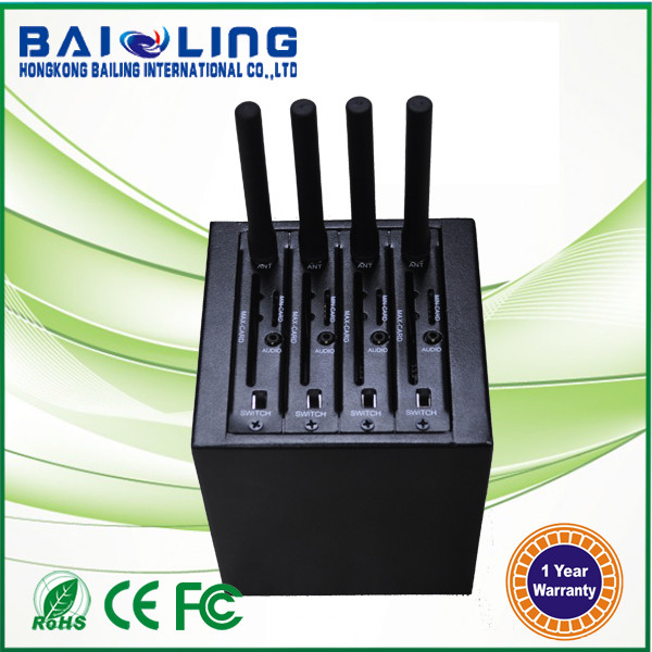 2018 New arrival low price multi sim modem PH8 PH8-P 3G 4 port gsm modem pool