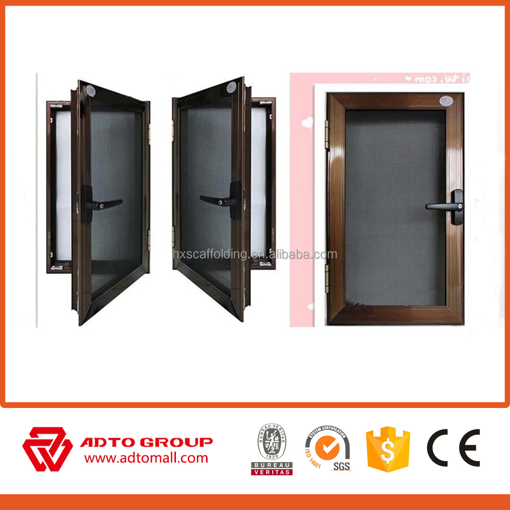 Aluminum Windows with mosquito net Aluminum flyscreen