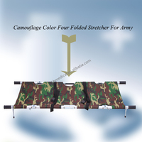 Portable rescue folding military stretcher prices,multifunctional patient stretcher,aluminum alloy stretcher