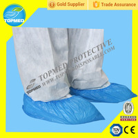 PROTECTIVE disposable Shoe Covers , Waterproof Rain shoe cover, outer door Plastic Shoe Cover