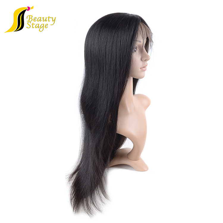 ideal pulchritudinous short afro kinky lace human hair wigs, cheap vietnam wigs hair, double drawn lace front human hair wig wit