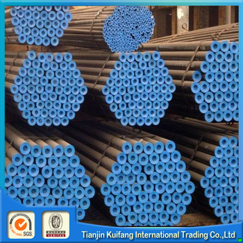 b36.10 carbon ms seamless steel pipe with cap