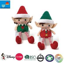 new toys for christmas 2014/christmas plush toy/christmas soft toy