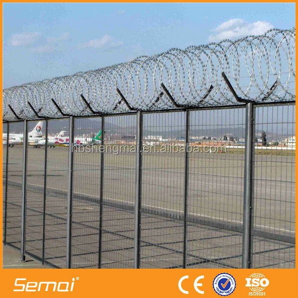 best price indoor outdoor prison security 358 fence