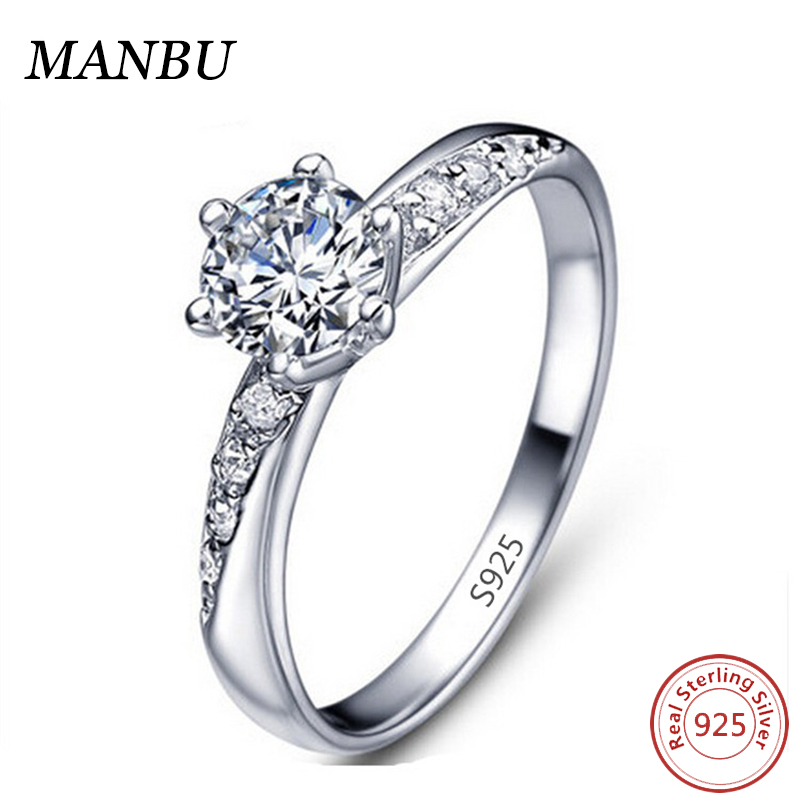 925 sterling silver engagement ring 5925 silver ring diamond jewelry