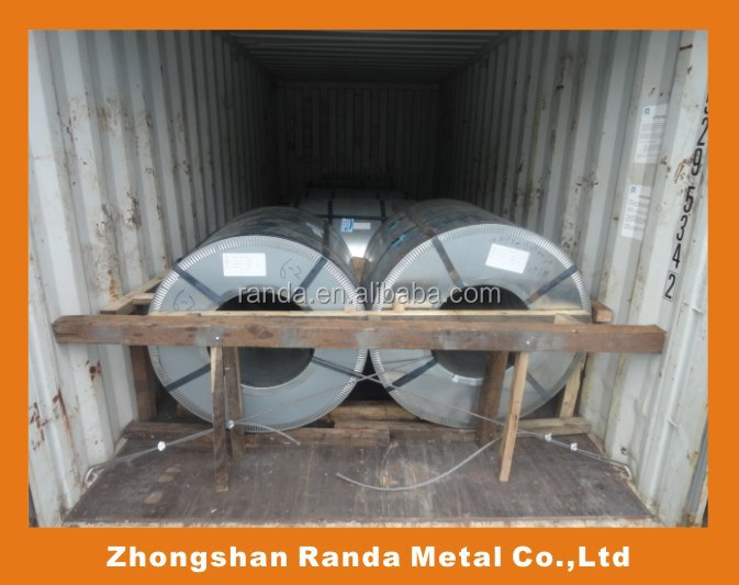 JIS G3303 SPTE --- Steel with Pre-Tin Plated Coating --- Randa Tin Plate