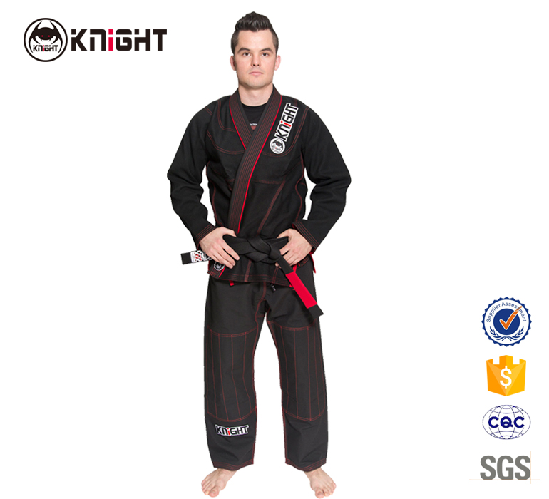 Knight New Style 2016 hot sale Top Quality Jiu Jitsu Gi Kimono Bjj Gi Factory Price Made in China