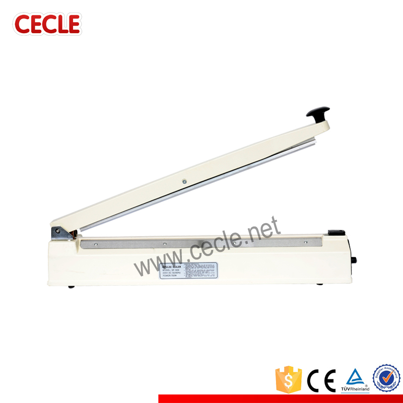 Plastic impulse sealer with low price