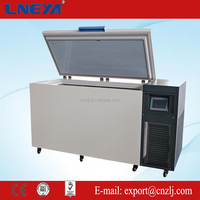 Commercial deep freezer and portable deep freezer temperature range from -30up to -86 degree DW-8W118S