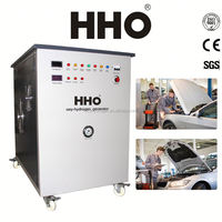 HHO3000 Car carbon cleaning portable car fan