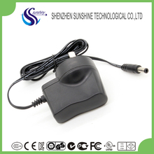 for Cleaner with SAA C-TICK certifications input 100 240v ac 50/60hz 12V 1a AU plug power adapter