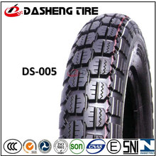 Hot Sale Motorcycle Tire 3.50-8, Motorcycle Tubeless Tire