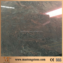 Popular natural stone african granite slabs