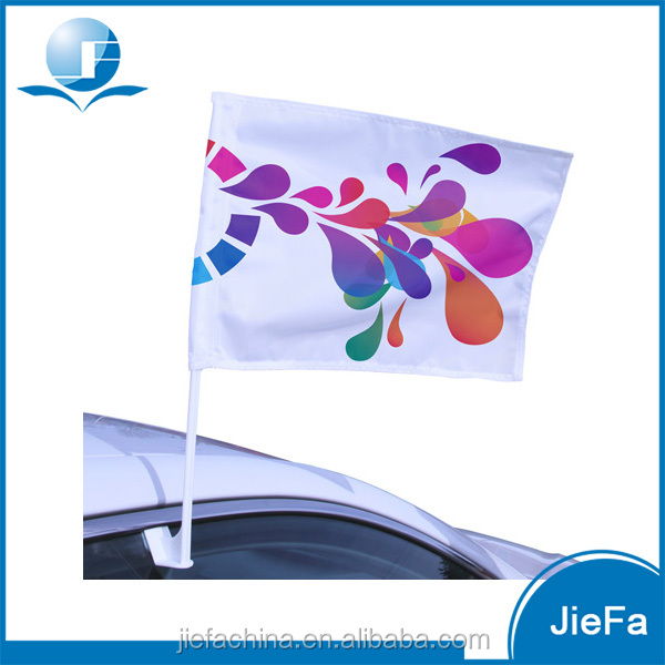 OEM Various Designs High Quality Silk-screen Printing/Digital Printing Competitive Price Race Car Flags