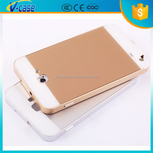 VCASE metal back cover for Galaxy Note i9220, Metal Aluminum Bumper Case Cover For Samsung