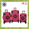 2016 Hot Sale Pink OEM Cheap Factory Promotional Price Spinner Wheel Trendy Luggage Caese