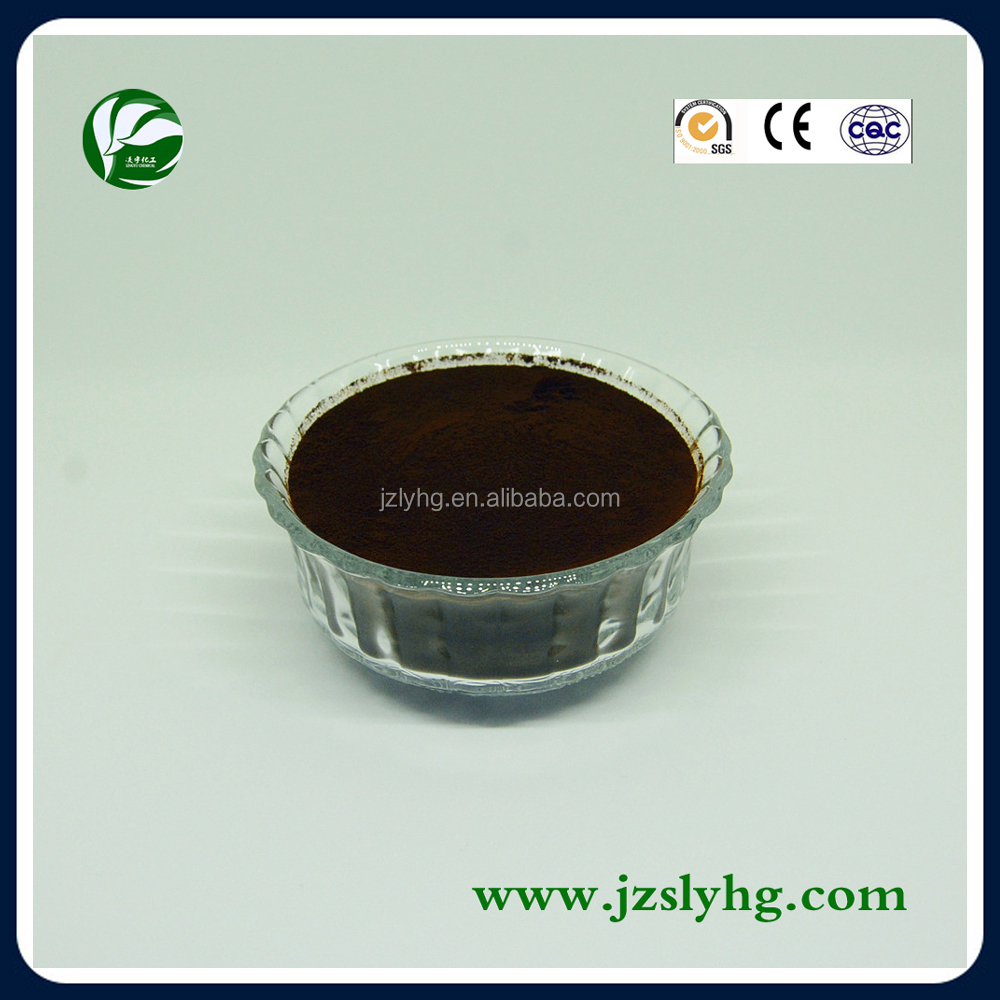 Industry chemicals products brown sodium lignosulfonate for refractory