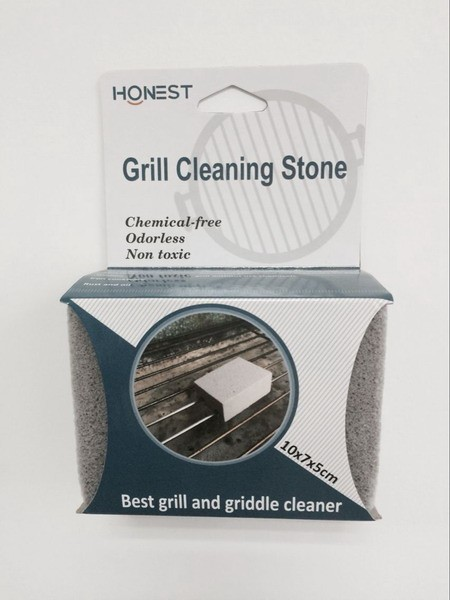 new style grill cleaning brick retail