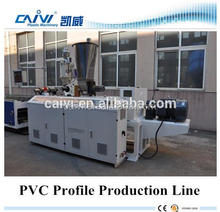 Caivi SJ Single Screw Plastic Sheet Extruder Machine