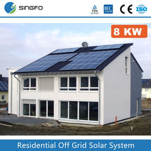 10kw solar power system good price with high configuration