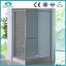 Square Compact Simple Shower Cubicle Shower Pod