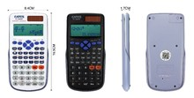 High Tech Calculator Scientific Student Desk top Calculator