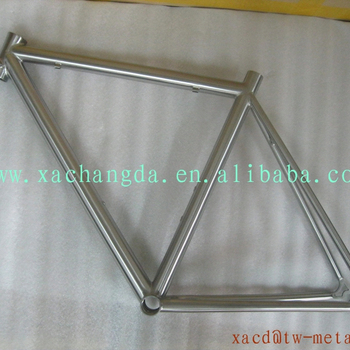 Titanium road bike frame 700c titanium bicycle frame 700c Ti regular bicycle frame