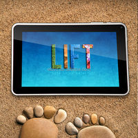 5 point capacitive multi-touch screen tablet pc strong wifi function 3G