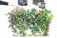 Wall brackets for hanging plants,artificial hanging plants,Ivy plnats hanging