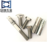 Stainless Steel Anchor For Stone Cladding System Or Stone Bracket